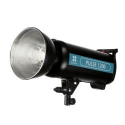 Quadralite Pulse 1200W Luce Lampeggiatore Flash da Studio