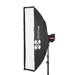 Quadralite Softbox Rettangolare 30x120cm