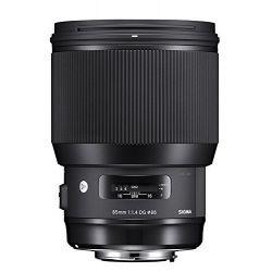 Obiettivo Sigma 85mm F1.4 DG HSM Art per Canon