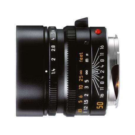 Obiettivo LEICA SUMMILUX-M 50mm f/1.4 ASPH Nero