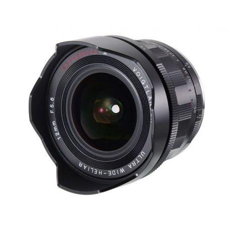 Obiettivo Voigtlander Ultra Wide-Heliar 12mm f5.6 III per Sony E-mount