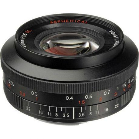 Obiettivo Voigtlander COLOR-SKOPAR 20mm F3.5 SL II N per Canon