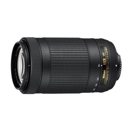 Obiettivo Nikon AF-P DX NIKKOR 70-300mm VR PRONTA CONSEGNA