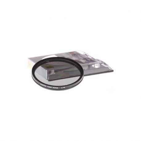 Filtro Digital King CPL 58mm polarizzatore slim