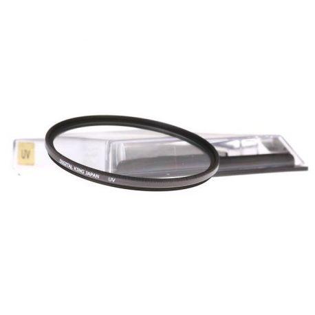 Filtro Digital King protezione UV SLIM MC 62mm