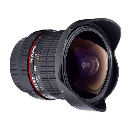 Obiettivo Samyang 12mm F2.8 Fish-eye per Fujifilm Fuji X