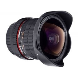 Obiettivo Samyang 12mm F2.8 Fish-eye per Sony E
