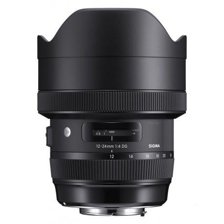 Obiettivo Sigma 12-24mm F4 DG HSM Art per Canon