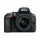 Fotocamera Nikon D5600 + 18-55mm VR AF-P PRONTA CONSEGNA