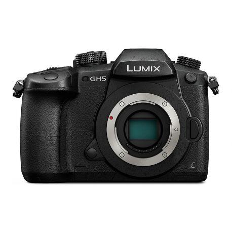 Fotocamera Panasonic Lumix DMC-GH5 Body Corpo [MENU ENG]