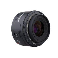 Obiettivo Yongnuo 35mm f/2 grandangolare fisso per Canon YN35mm F2C