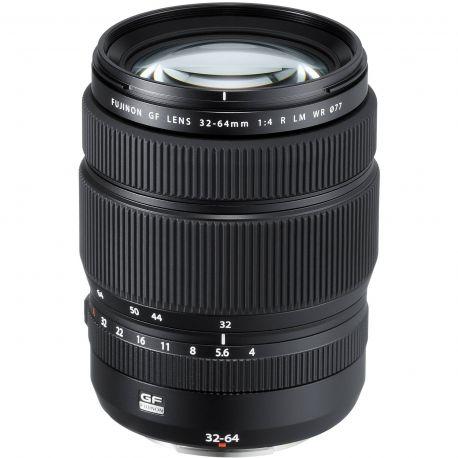 Obiettivo FUJINON GF 32-64mm F4 R LM WR per Fujifilm G-Mount