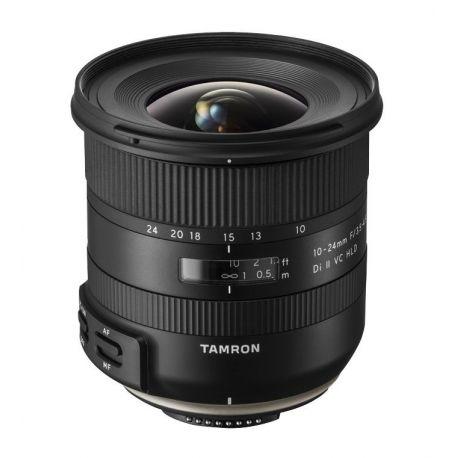 Obiettivo Tamron 10-24mm F3.5-4.5 Di II VC HLD (B023) per Nikon