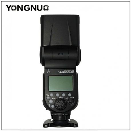 Yongnuo YN968EX-RT Flash illuminatore per Canon