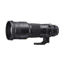 Obiettivo Sigma 500mm F4 DG OS HSM Sports per Nikon