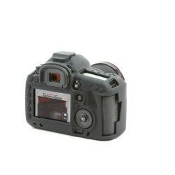 Custodia Protettiva in silicone per Canon 5D mark 3 EasyCover Nera