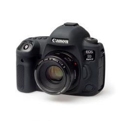 Custodia Protettiva in silicone per Canon 5D mark 4 EasyCover Nero