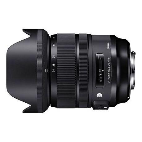 Obiettivo Sigma 24-70mm F2.8 DG OS HSM Art per Canon