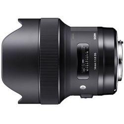 Obiettivo Sigma 14mm F1.8 DG HSM Art per Nikon
