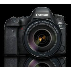 Fotocamera Canon EOS 6D Mark II Kit obiettivo 24-105mm f/4L IS II USM