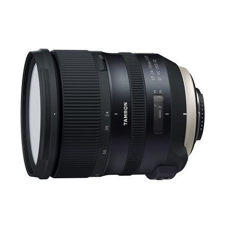 Obiettivo Tamron SP 24-70mm F2.8 Di VC USD G2 (A032) per Canon