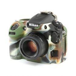 Camera case protezione in silicone EasyCover custodia morbida per Nikon D800 D800E Camouflage