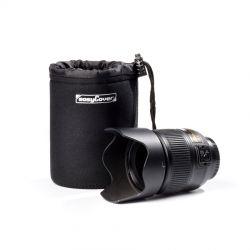 Custodia protettiva per obiettivo EasyCover lens case small nero