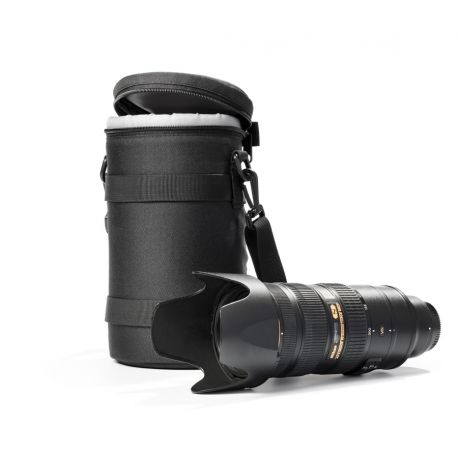 EasyCover borsa custodia protettiva lens bag per obiettivo dimensioni 130x290mm nero