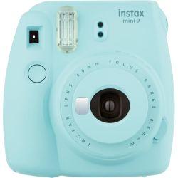 Fujifilm Instax Mini 9 Ice Blue Instant Camera Garanzia Italia 2 anni