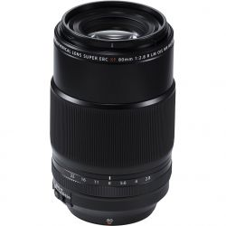 Obiettivo Fujinon XF 80mm F2.8 R LM OIS WR Macro per Fuji Fujifilm