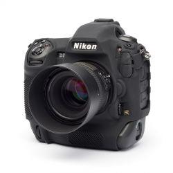Camera case custodia EasyCover soft protettiva in silicone morbido per Nikon D5 Nero