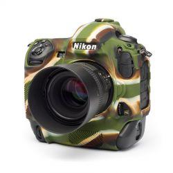 EasyCover soft camera case custodia protettiva morbida in silicone per Nikon D5 Camouflage