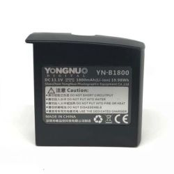 YONGNUO YN-B180 batteria a litio per flash YN 860 Li