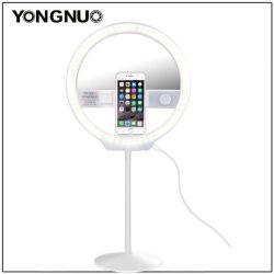 YONGNUO YN-128 II 3200-5500K Anello LED Luce con specchio per iPhone