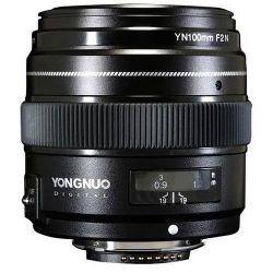 YONGNUO YN-100mm F/2 N Obiettivo fisso