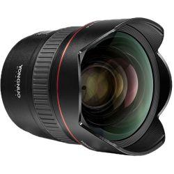 YONGNUO Obiettivo fisso YN 14mm F 2.8 per Canon