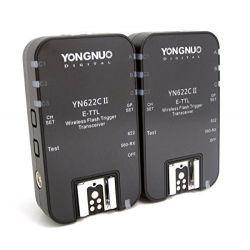 ONGNUO YN-622NII trasmettitore e ricevitore wireless per Flash compatibile Nikon