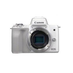 Fotocamera Canon EOS M50 body solo corpo Bianco
