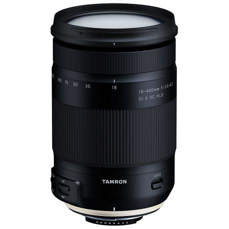 Obiettivo Tamron 18-400mm F3.5-6.3 Di II VC HLD (B028) per Nikon