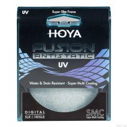 HOYA Fusion UV HOY UVF49 Filtro 49mm Garanzia Rinowa 4 anni
