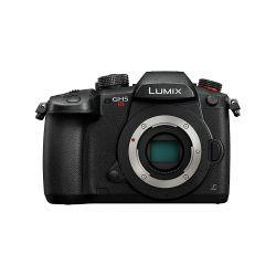 Fotocamera Panasonic Lumix DMC-GH5S Body solo corpo nero [MENU ENG]