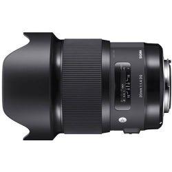 Obiettivo Sigma 20mm F1.4 DG HSM Art per Sony E-Mount