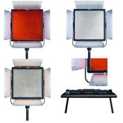 Yongnuo YN-900 II 3200-5500K Faro illuminatore LED professionale