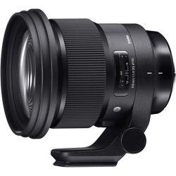 Obiettivo Sigma 105mm F1.4 DG HSM Art per Canon