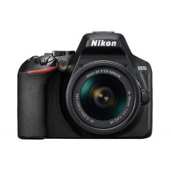 Fotocamera Nikon D3500 Kit AF-P 18-55mm VR [MENU ENG]