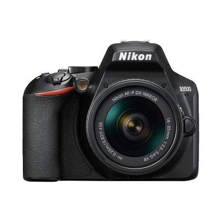 Fotocamera Nikon D3500 Kit AF-P 18-55mm VR [MENU ENG]