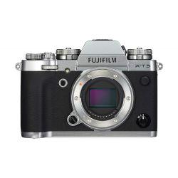 Fotocamera Fuji Fujifilm X-T3 Body solo corpo argento silver