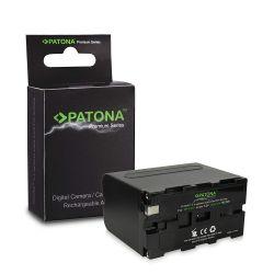 Patona Premium 1207 Batteria Sony NP-F970 NP-F960