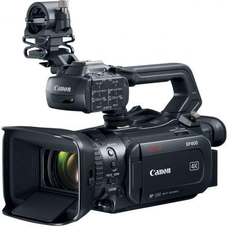 Videocamera Canon XF400 Professionale 4K Camcorder