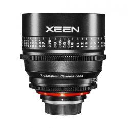 Obiettivo Samyang Xeen 50mm T1.5 per Micro Quattro Terzi